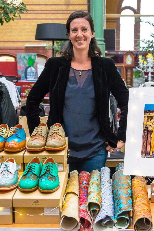 Elena in designer market