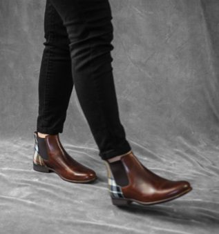 Royal Woman booties perfect for skinny jeans