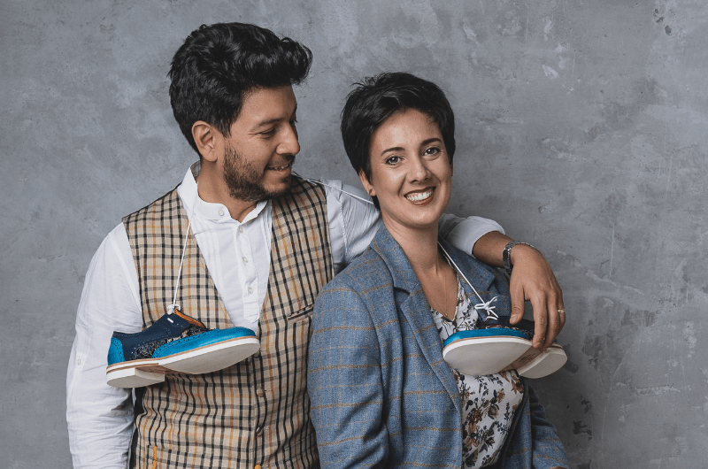 elena and israle the founders of liebre style from spain and mexico