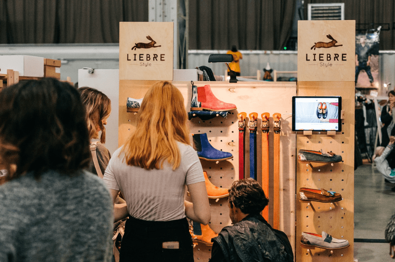 pop up event of liebre style